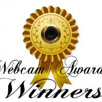 WEBCAM AWARD WINNERS